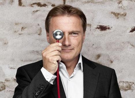 TV-lægen besøger Øster Hurup
