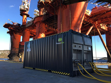 PowerCon i Hadsund skal levere kæmpe landstrømsanlæg til Kristiansand Havn