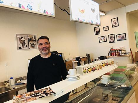 Cafe 17 åbner sæsonen i Hadsund