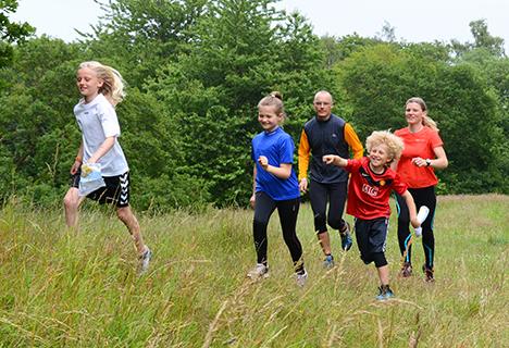 Mariager Fjord Orienteringsklub inviterer til træningsløb i Hobro Østerskov