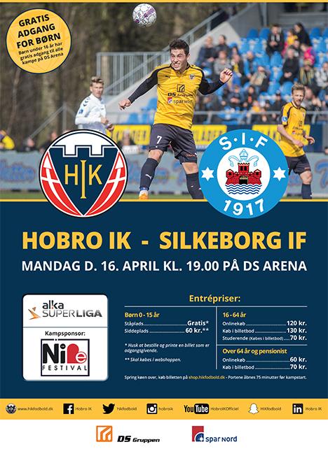 Hobro tager imod Silkeborg