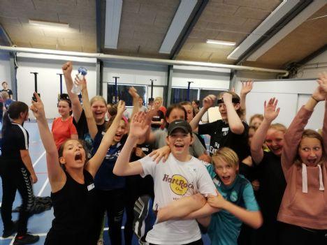 Havbakkeskolen videre til skole OL-finale i roning