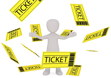 Billetter skal sælges online