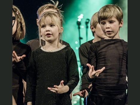 Mariagerfjord Korskole søger sangglade drenge og piger