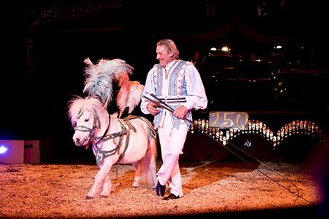 Cirkus Trapez kommer til Hadsund og Øster Hurup