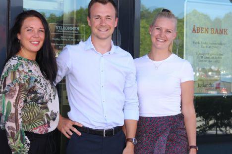 Jutlander Bank går nye veje for at komme i kontakt med de unge