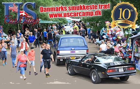 Us Car Camp fejrer 10 års jubilæum