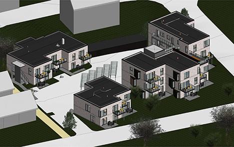 Stor interesse for boligprojekt i Hobro centrum