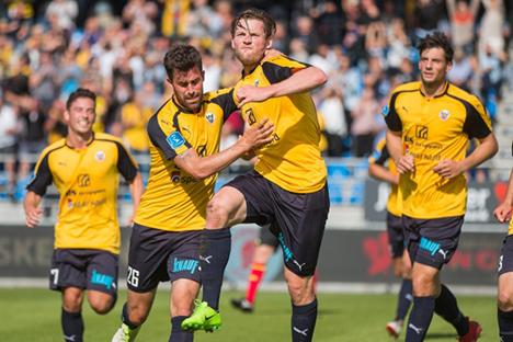 Hobro IK sparker Superligaen i gang i Vejle