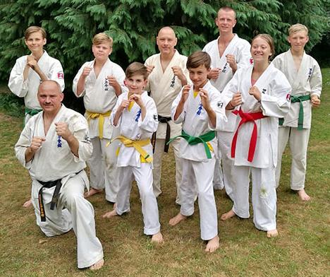 Ny 2. dan i Hadsund Karate Skole