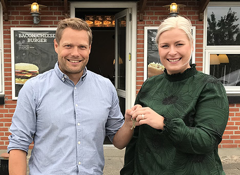 Julie Jepsen åbner Madlyst i Øster Hurup