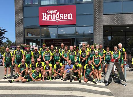 Tour de Taxa Team Himmerland melder klar til at indtage Paris