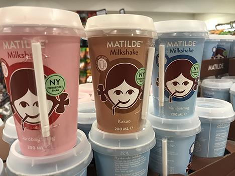 Ugens JA TAK tilbud | Milkshake