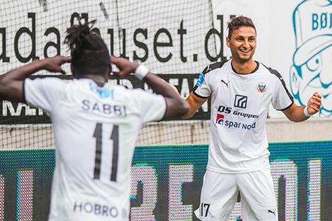 Hobro IK jagter sæsonens første sejr mod OB   Se truppen til kampen