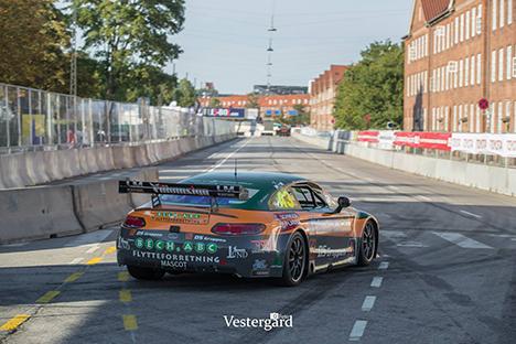 Jacob Mathiassen 8er ved Copenhagen Historic Grand Prix