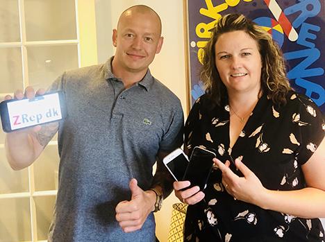 Hadsund- virksomhed har succes med at reparere iPhone og iPads