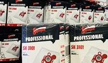 Ja tak | Skousen professionelle støvsugeposer 3 kasser til kun 100kr