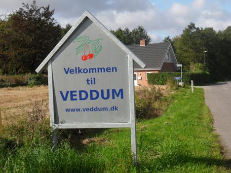 Skelund-Veddum bliver nedlagt
