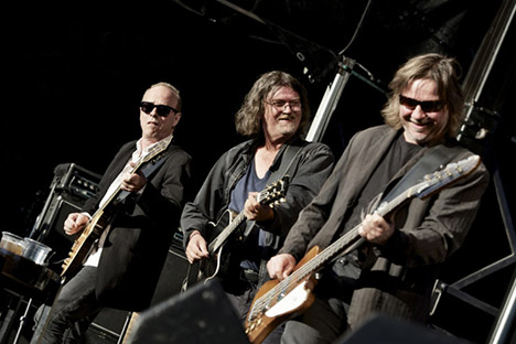 Mød Johnny Madsen Band til AMBU-festen 2018 i Hobro