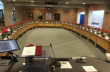Fokus på fælles løsninger | Alle partier i regionsrådet står bag budgettet for 2019.