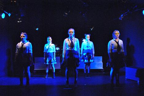 Professionelt talentforløb giver unge mulighed for at komme helt tæt på teaterverdenen