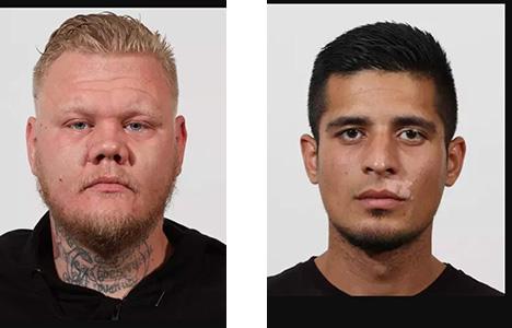 Politiet eftersøger stadig to drabsmistænkte