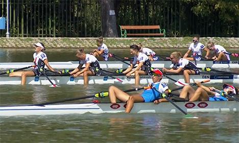 Hadsundroer vinder VM-sølv