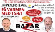 Bazar Lørdag...