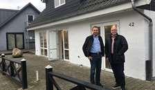Ejendomsmæglerfirmaet John Frandsen åbner i Øster Hurup