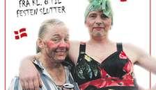 Carsten og slitte Gitte har kobberbryllup og invitere til åbent hus