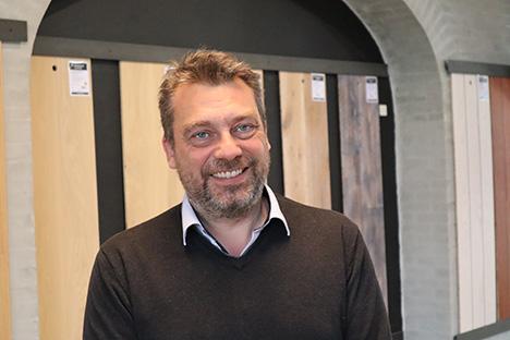 Mogens Fisker tiltræder som ny adm. direktør hos Timberman