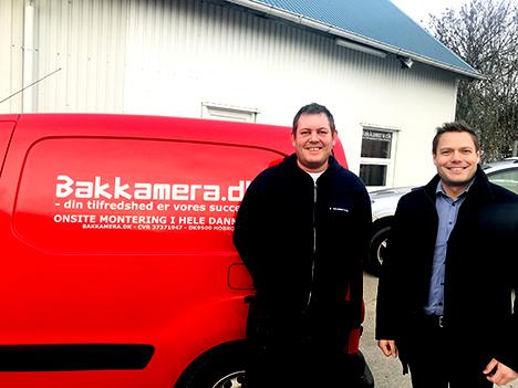 Bakkamera.dk ny virksomhed i Hobro