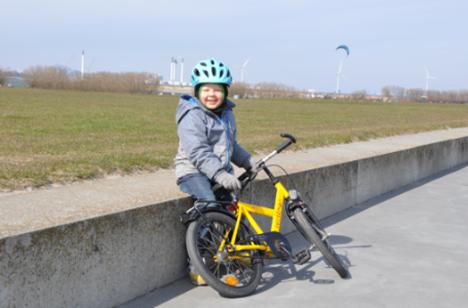 Forældre glemmer vigtig del af trafiktræning