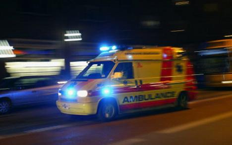 19-årig mand død i trafikulykke