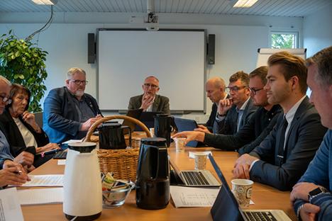 Bredt budgetforlig i Mariagerfjord Kommune