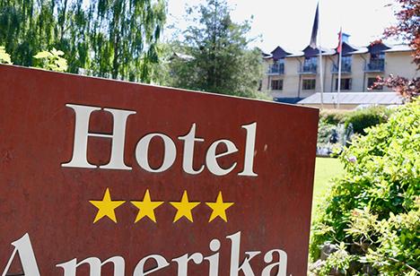 Hotel Amerika inviterer til åbent hus