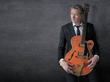Solokoncert med Anders Blichfeldt