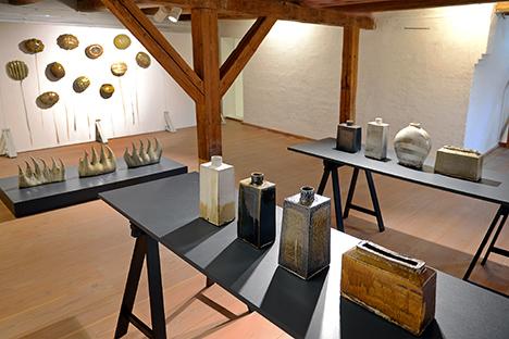 Sidste chance for at se Kunsthåndværk fra Bornholm