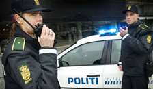 Kvinde råbte ukvemsord af betjente