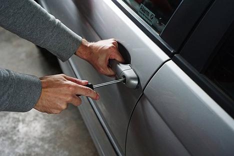 Er din bil et oplagt offer for tyveri?