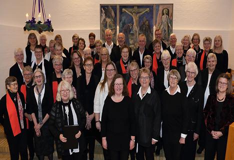Årets Julekoncert i Arden Kirke