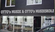 Ottos Musik i Hobro lukker | OTTOS MUSIKSKOLE fortsætter som altid