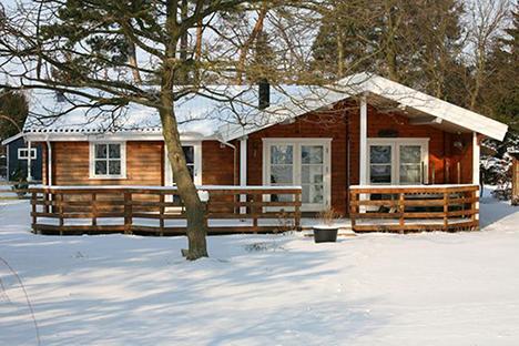 Vinteren er højsæson for frostskader i huse og sommerhuse