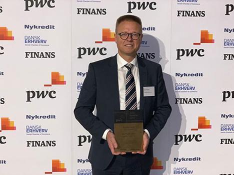 Årets Ejerleder 2019 i Nordjylland har skabt et globalt industrieventyr