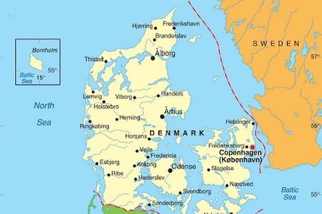 Der bor nu flere på Sjælland end i Jylland