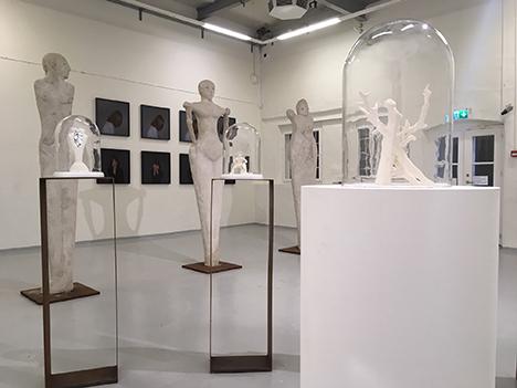 Omvisning i Kunstetagernes nyåbnede udstilling