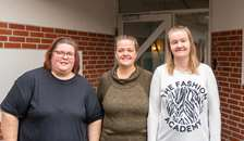 Weekendcaféer hitter blandt socialt udsatte i Mariagerfjord