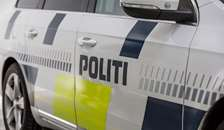 Pallegafler stjålet i Bælum