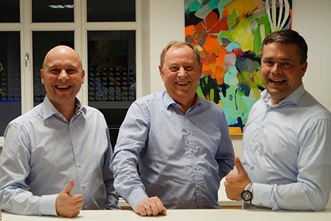 Sydbank Hobro og Randers samler kræfterne