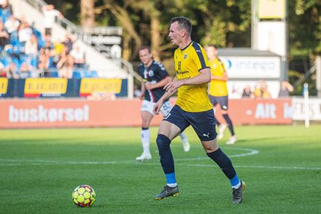 Truppen mod FC Nordsjælland